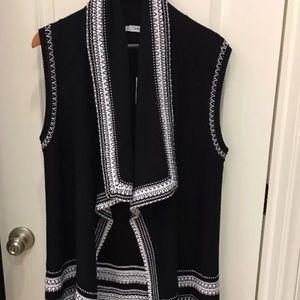 Vince sweater vest size M